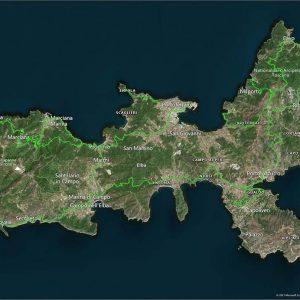Routing Overlay Elba
