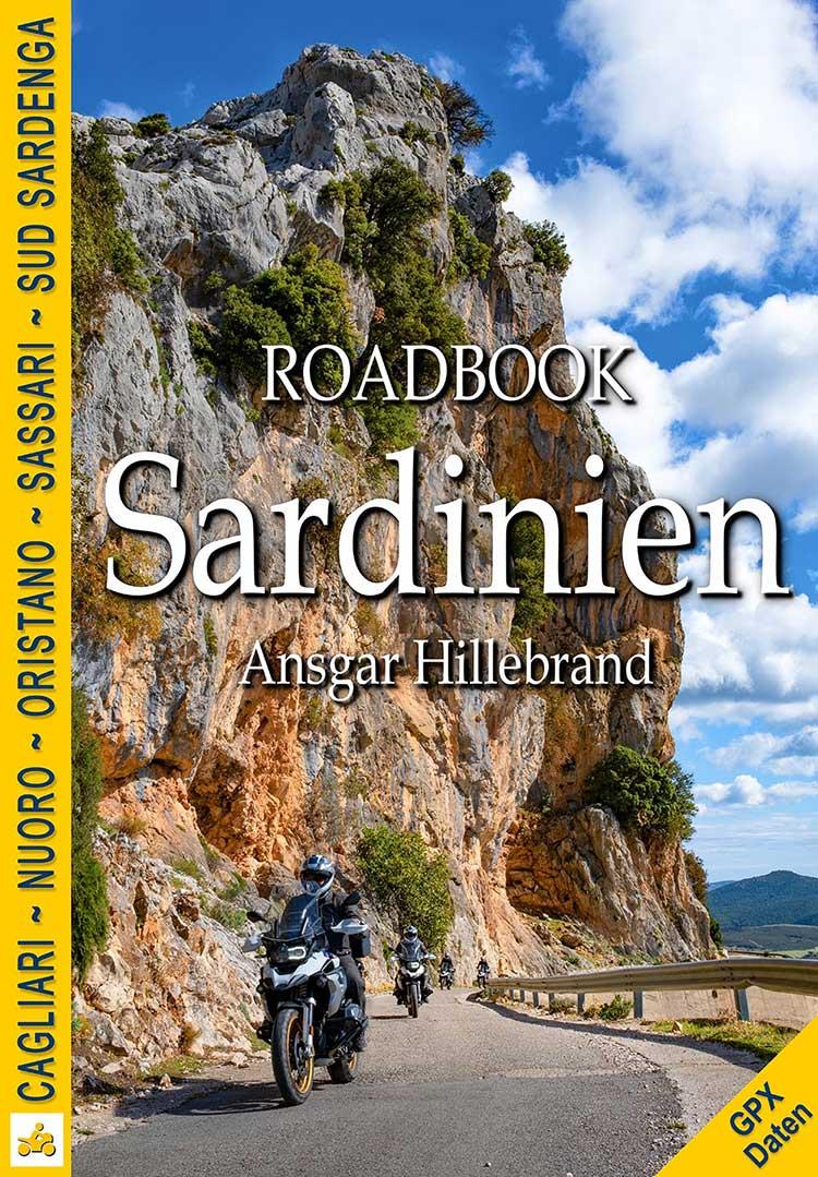 Roadbook Sardinien von Ansgar Hillebrand