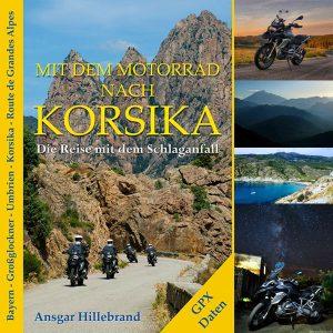 Mit dem Motorrad nach Korsika, eBook, PDF